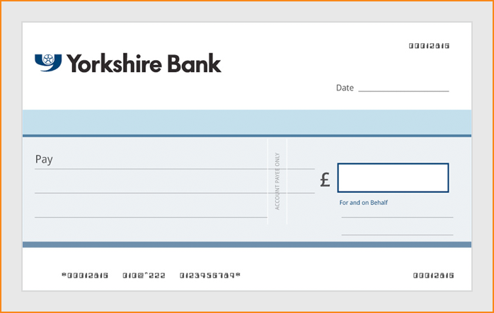 Yorkshire Bank Special Cheque & Credit Service