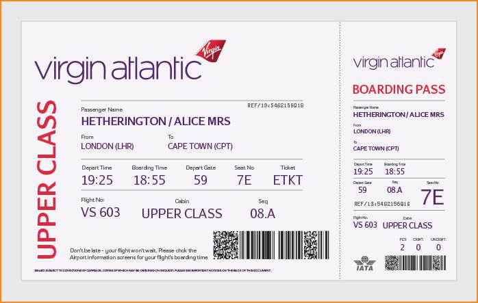 virgin atlantic company information