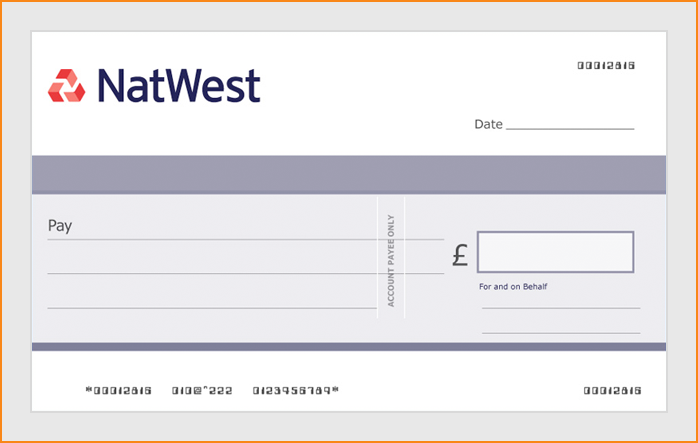 natwest business plan template - order large single use rollable paper bank cheque