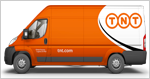 Big Cheques TNT Delivery