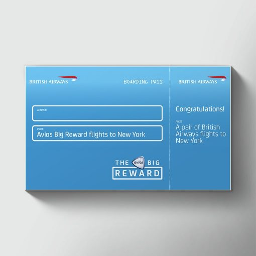 big-cheques-avios-ticket