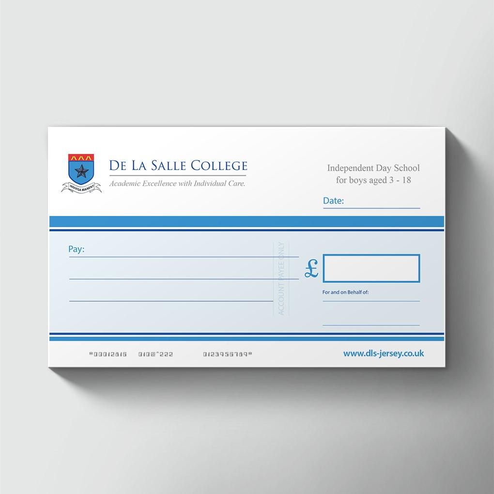 big-cheques-de-la-salle-college