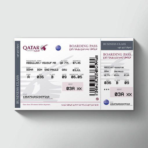 big-cheques-qantas-ticket